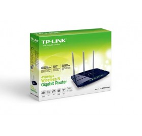 TP-LINK 450Mbps Wireless N Gigabit Router