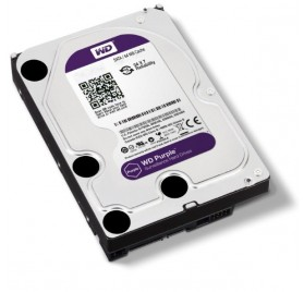 "WD 4TB 3.5"" 64MB PURPLE SURVEILLANCE"