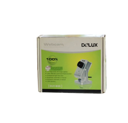 DELUX Webcam DLV-B25
