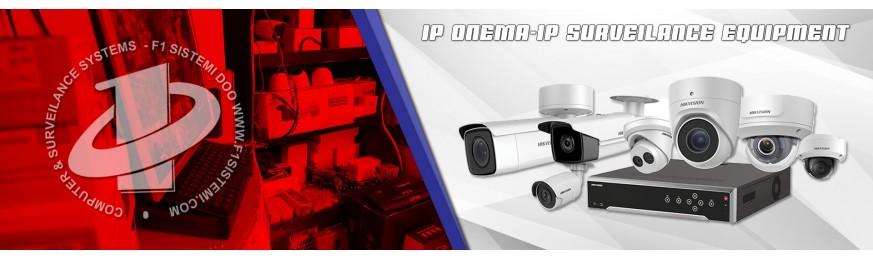 IP surveillance equipment